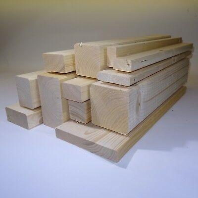 Rahmenholz Fichte 18x170mm 2,00m Holz Kantholz Bretter Bauholz KVH Zaun