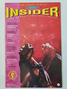 DARK-HORSE-INSIDER-COMICS-MAGAZINE-14-FEBRUARY-1993-PREDATOR-COVER