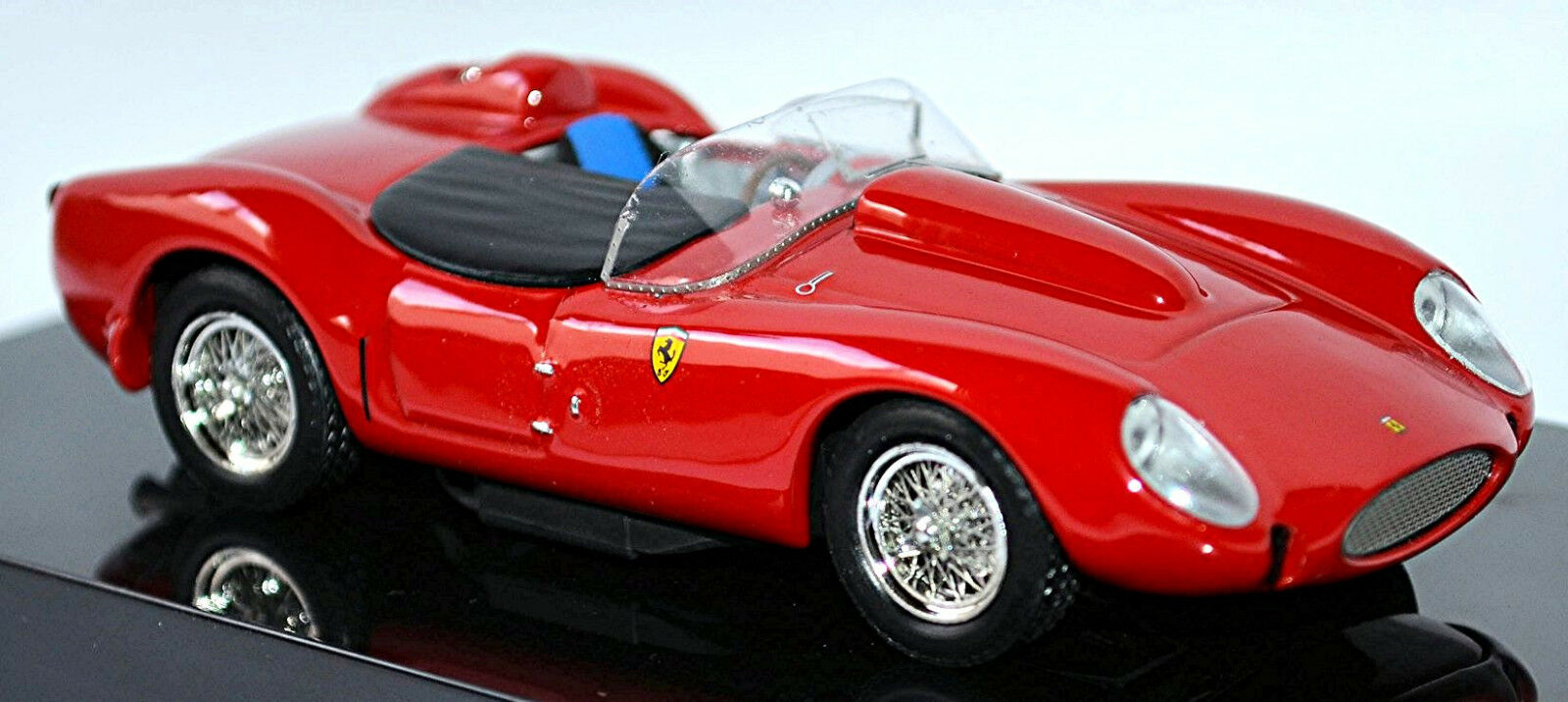 Ferrari 250 Testa Rossa 1956-57 Rojo rojo 1 43 Hot Wheels Elite
