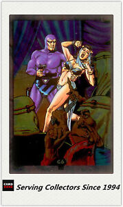 Australia-Dynamic-Phantom-Series-1-Trading-Card-Gallery-Foil-Card-G6-Popular