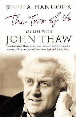 1 of 1 - The Two of Us: My Life with John Thaw by Sheila Hancock (Paperback, 2005)