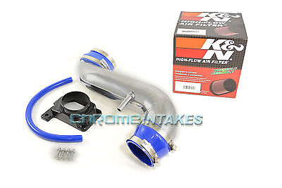 BLUE 91-99 MITSUBISHI 3000GT GTO//DODGE STEALTH N//T 3.0 3.0L V6 AIR INTAKE KIT