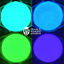 Epoxy-Resin-Glow-in-the-Dark-Fluorescent-Pigment-Powder-Various-Colours miniatuur 6