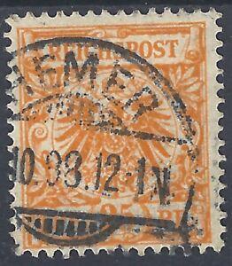 Adler-MiNr-49a-geprueft-GOTW-ZENKER-BPP-gestempelt-in-HEMER-am-10-98