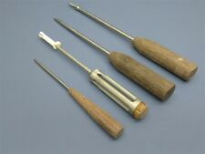 Lot Of 4 Biomet Orthopedic Screwdrivers Various Stylessizes