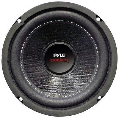 "Pyle Plpw6d 6.5 "" 600w Max 4ohm Subwoofer-sold Je"