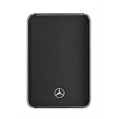 ORIGINALE Mercedes POWERBANK 5000 MAH BATTERIA ESTERNA USB incl. Cavo b66953522