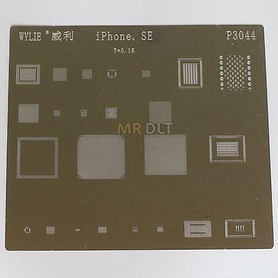Metal iPhone SE BGA Reball Stencil Template Chip IC Repair Tool Fix - UK Seller