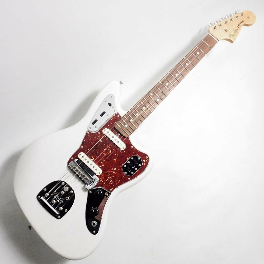 Fender Custom Shop/Team Built '62 Jaguar N.O.S Weiß Blonde JAPAN EMS F/S