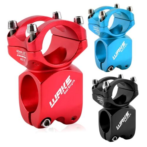 Mountain Bike Stem Road Bicycle Cycling 31.8*40mm Stems Aluminum SM01 New Af