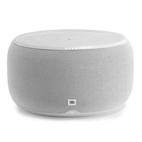 BRAND NEW SEALED JBL Link 300 White Hands Free Voice Assistant Wireless Speaker