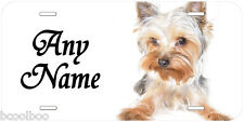 Yorkie Poo Dog Any Name Personalized Novelty Car Auto License Plate A1