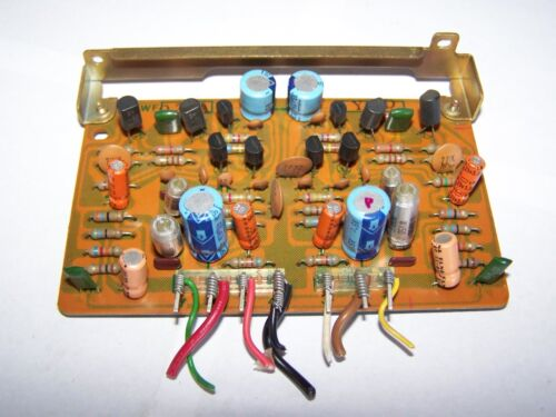 Pioneer SX-1280     Equalizer Assembly   AWF-031
