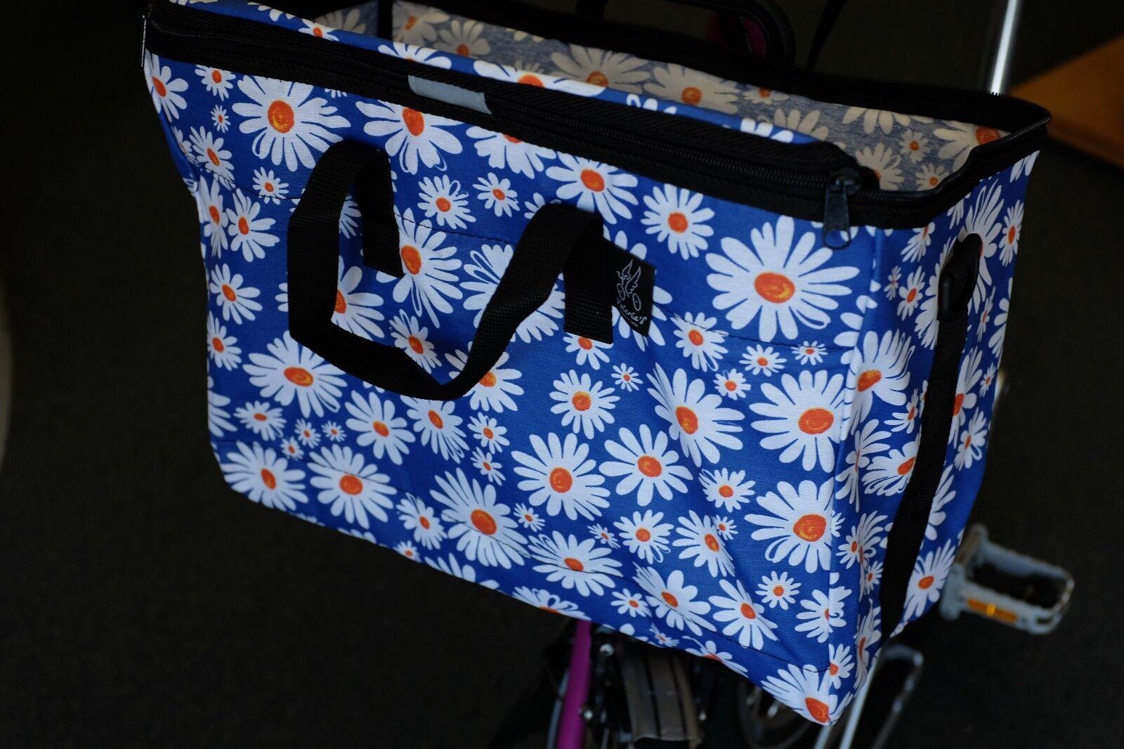 Brompton Faltrad Front Basket, Verbessertes Design - Daisy
