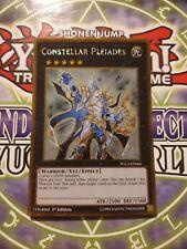 NM Constellar Pleiades Gold Rate 1st Edition PGL3-EN066