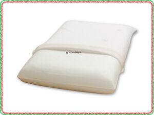 Cuscino-in-Memory-Foam-Standard-Saponetta-Doppia-Onda-Cervicale-e-con-Aloe-Vera