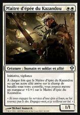 Maître d'épée du Kazandou - Kazandu Blademaster - Allié - Ally -  Magic mtg -
