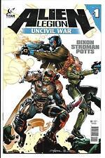 ALIEN LEGION: UNCIVIL WAR # 1 (TITAN COMICS, JULY 2014), NM