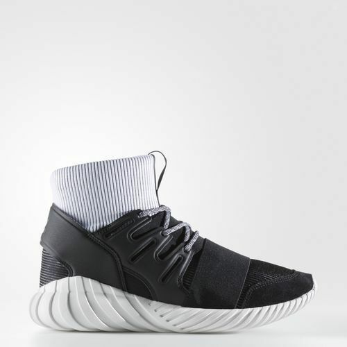 utterly stylish outlet aliexpress Adidas Originals Tubular Doom Yin Yang Black White knit Men New ...