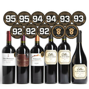 Argentinian Lineup 10.0 Red Wine pack of 6