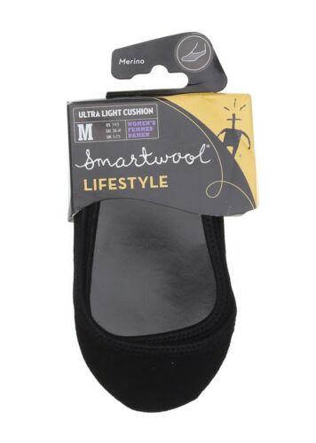Smartwool Women/'s Lifestyle Secret Sleuth Socks in Black 10704 Size M