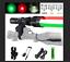 VASTFIRE-400-Yard-Green-Varmint-Hunting-LED-Flashlight-3-In-1-Torch-Mount-18650 thumbnail 1