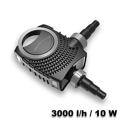 TTSunSun 3000l/h10W SuperECO Teichpumpe Bachlaufpumpe Filterpumpe Teich NEO2800