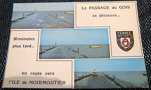 France Le passage du Gois  posted - Newent, United Kingdom - France Le passage du Gois  posted - Newent, United Kingdom