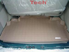 WeatherTech Cargo Liner Trunk Mat - Chevy Astro - 1990-2005 - Tan