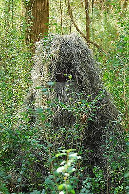 NEW Kids Ghillie suit,  Woodland, 4 Piece with Carry Bag, 1 YR Warranty!!