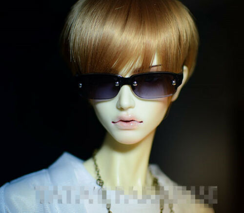 Handsome Semi-rimmed Glasses For 1//4 1//3 SD17,Uncle BJD Doll Accessories GS7-1