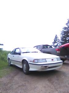 1992 cavalier in good shape