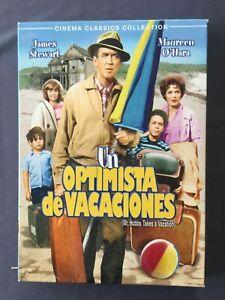 DVD-UN-OPTIMISTA-DE-VACACIONES-James-Stewart-Maureen-O-039-Hara-HENRY-KOSTER