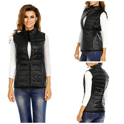 Damen Steppweste Fresh Made leichte Übergangs Weste Stepp Jacke Outdoor