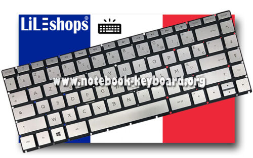 Clavier Français Original Pour HP Pavilion x360 14-ba022nf 14-ba023nf 14-ba024nf