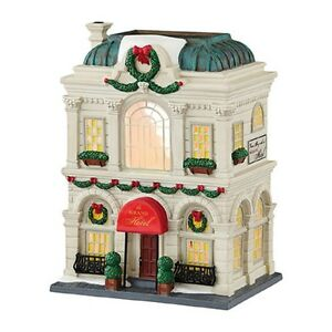 Dept-56-Christmas-In-The-City-034-THE-GRAND-HOTEL-034-MIB