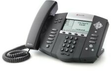 Polycom Soundpoint Ip 550 Four Line Desktop Phone Out Of Box