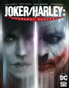 Joker-Harley-Criminal-Sanity-7-of-8-Comic-Book-2021-DC