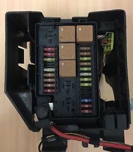 jaguar x308/xj8 xjr fuse box lnc2822ca fast dispatch   ebay  ebay