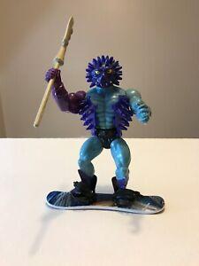MOTU-LOT-He-Man-Masters-Of-The-Universe-SPIKOR-FIGURE-Skeletor-CUSTOM-Snowboard