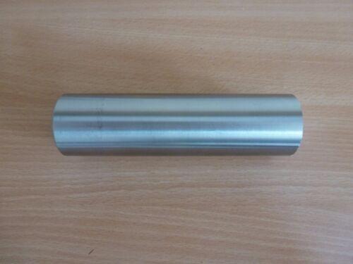V2a acier inoxydable vague Rundmaterial ronds Ø 42 mm longueur environ 225 mm tige