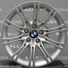 "GENUINE BMW 5 SERIES E60/61 MV2 18""INCH 135M SPORT ALLOY WHEELS X4"