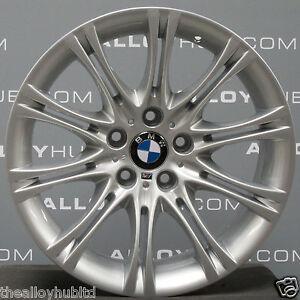 GENUINE-BMW-5-SERIES-E60-E61-MV2-18-034-INCH-135M-SPORT-SINGLE-SPARE-ALLOY-WHEEL-X1
