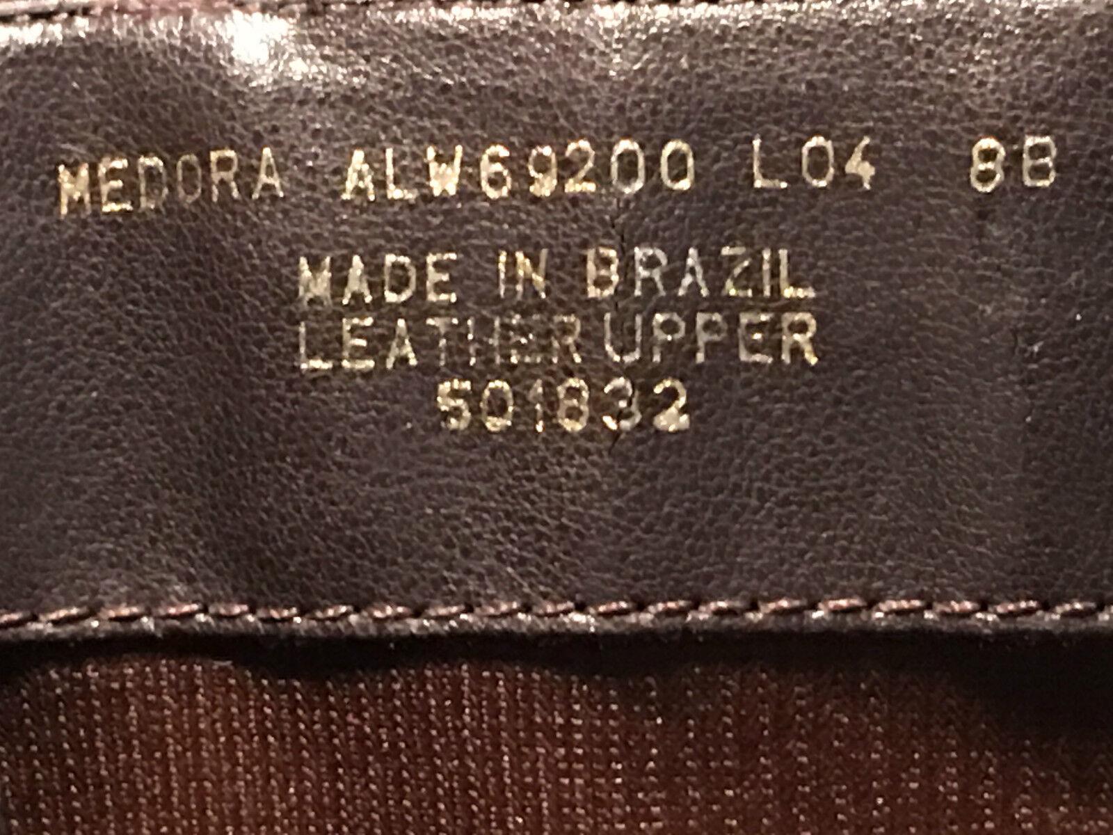 Ralph Lauren Lauren Lauren Medora Jirafa Imprimir Pantorrilla Bota al tobillo de Pelo para Mujer Talla 8 EE. UU. 9a94c2