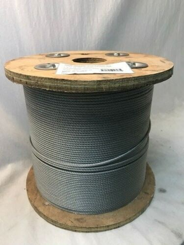 WIRE ROPE GAL 6X19FC 4MM 100M G1570 DRY LUBE MADE IN KOREA