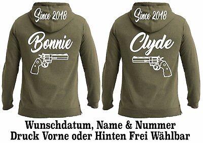 5XL New Hoodie Pullover Mr Mrs Motiv Partner Look Pärchen Hochzeitsgeschenk XS