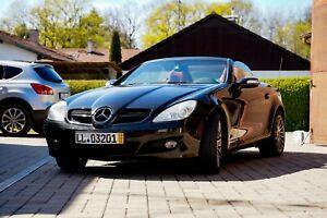 Mercedes SLK R171 Seltene Farbkombination - Penzing, Deutschland - Mercedes SLK R171 Seltene Farbkombination - Penzing, Deutschland