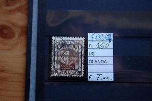 FRANCOBOLLI-OLANDA-USATI-N-160-F18367