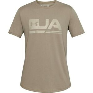 Under-Armour-Herren-UA-Sportstyle-Drop-Hem-Short-Sleeve-T-shirt-1329617-221