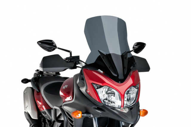TOURING SCREEN PUIG SUZUKI DL650A V-STROM 12-16 DARK SMOKE